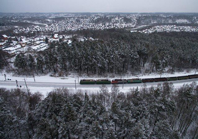 俄羅斯鐵路