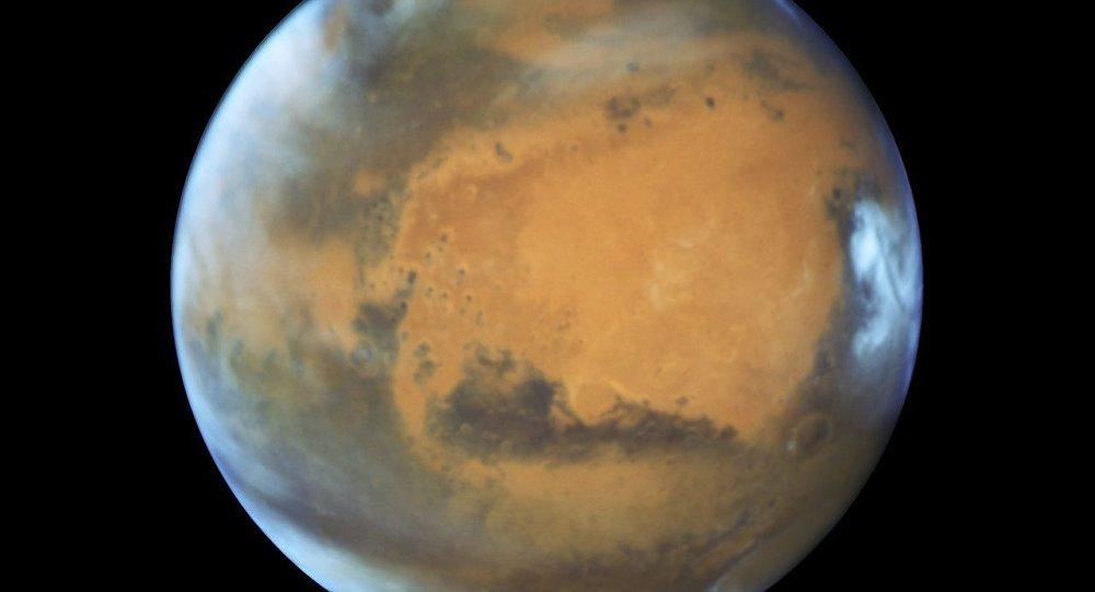 美國航空航天局在火星發現古代有機物
