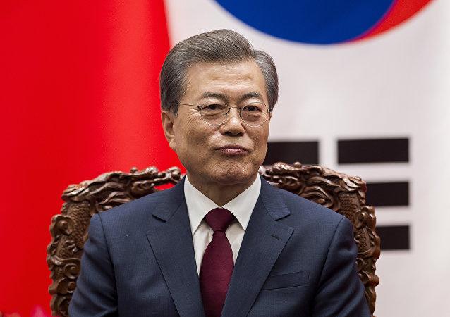 莫斯科与首尔讨论韩总统访俄可能