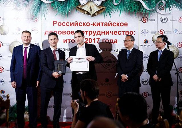 調查:2017年俄中商務合作比上年更成功