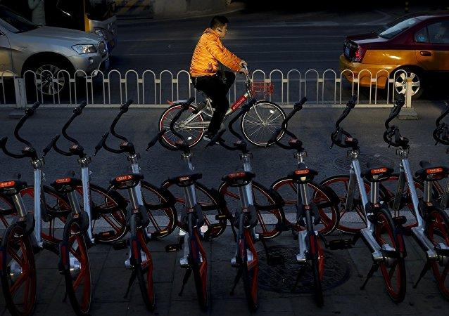 街頭犯罪困擾中國共享單車在墨西哥發展