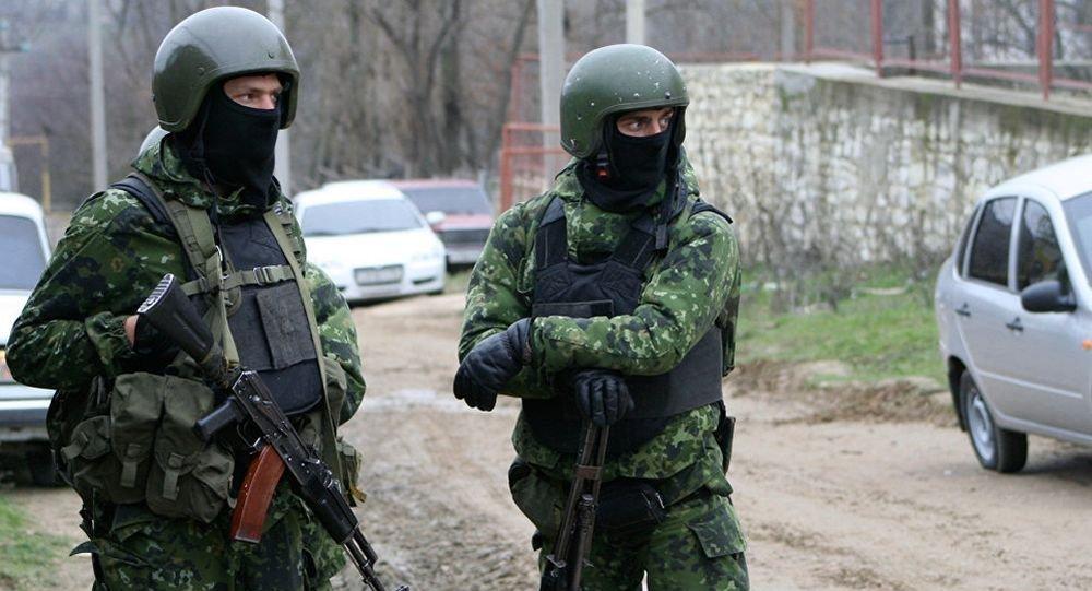 俄罗斯执法人员
