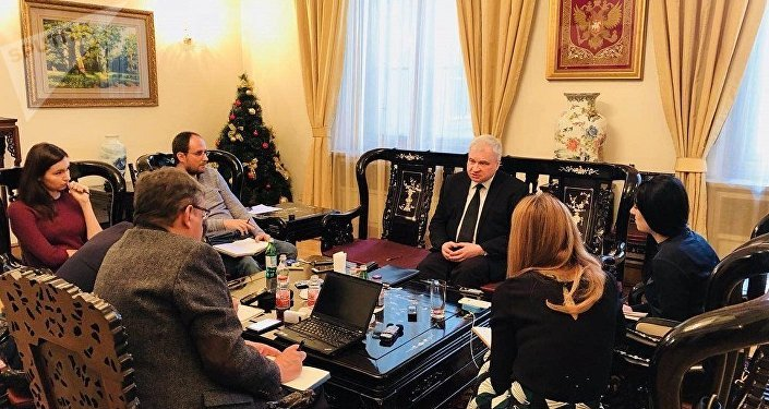 2018年初俄中两国领导人接触将有所间断