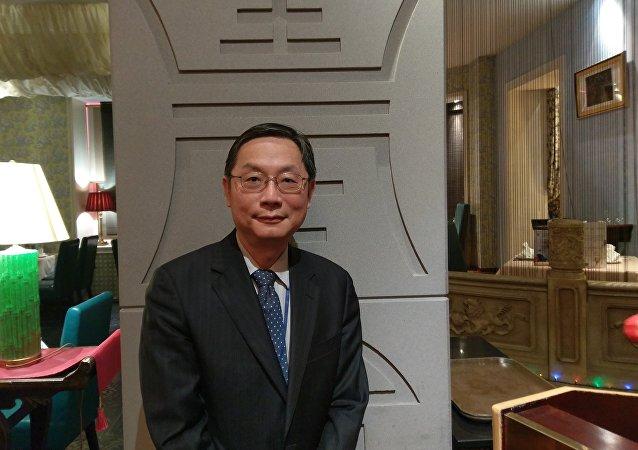 台北莫斯科代表处经济组组长张熠霖