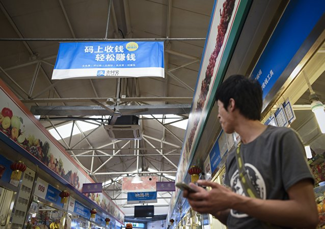 俄圣彼得堡市政府将与中国支付宝签署协议