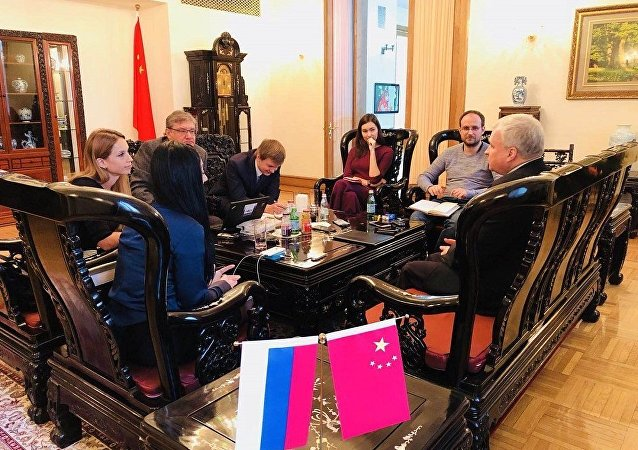 欧亚经济联盟与中国伙伴关系协议有望在2018年初签订