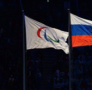 由72人组成的俄罗斯代表团完成平昌冬残奥会登记