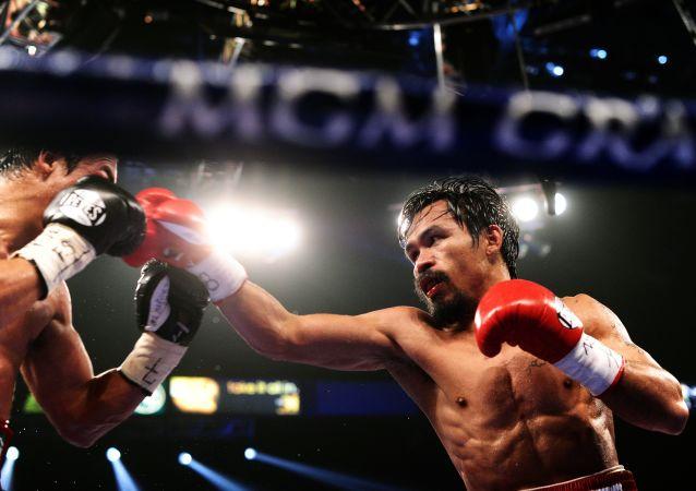 菲律宾拳手曼尼·帕奎奥