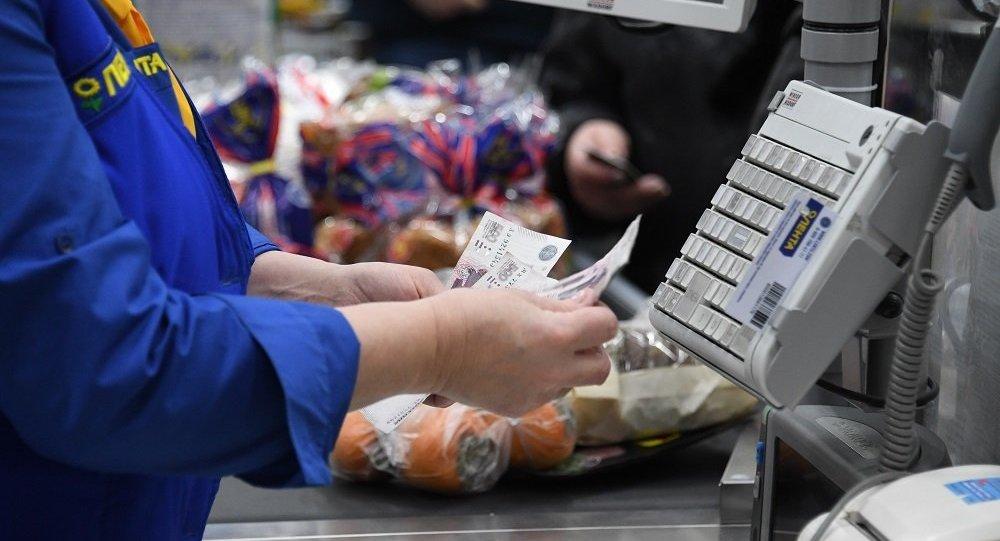 售货-收银员