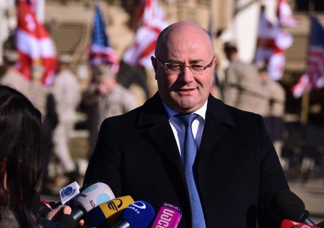 格鲁吉亚国防部长表示该国已经部署北约国家防空系统