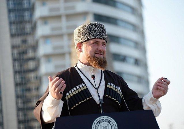 車臣行政長官卡德羅夫