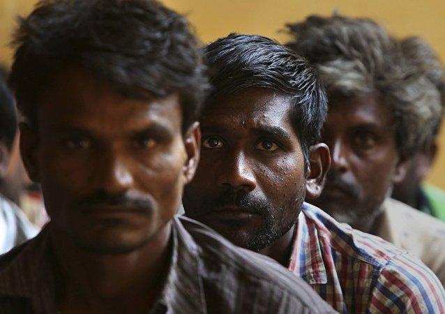 巴基斯坦外交部:該國將向印度移交290名非法捕魚漁民