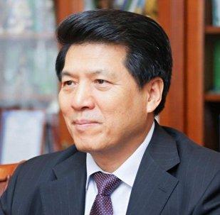 中国驻必威体育大使李辉