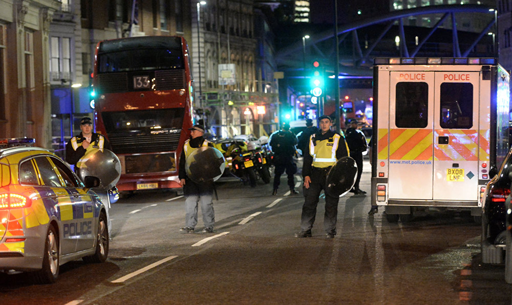 3月22日 伦敦连环恐袭
