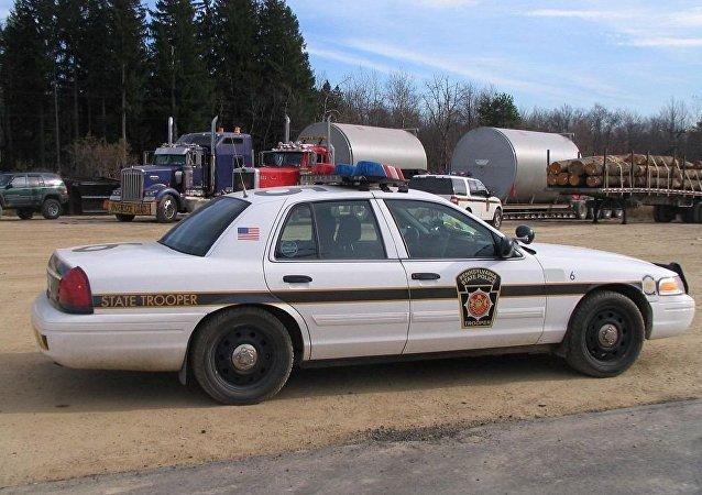 美国政府称宾州系列袭警事件为恐袭