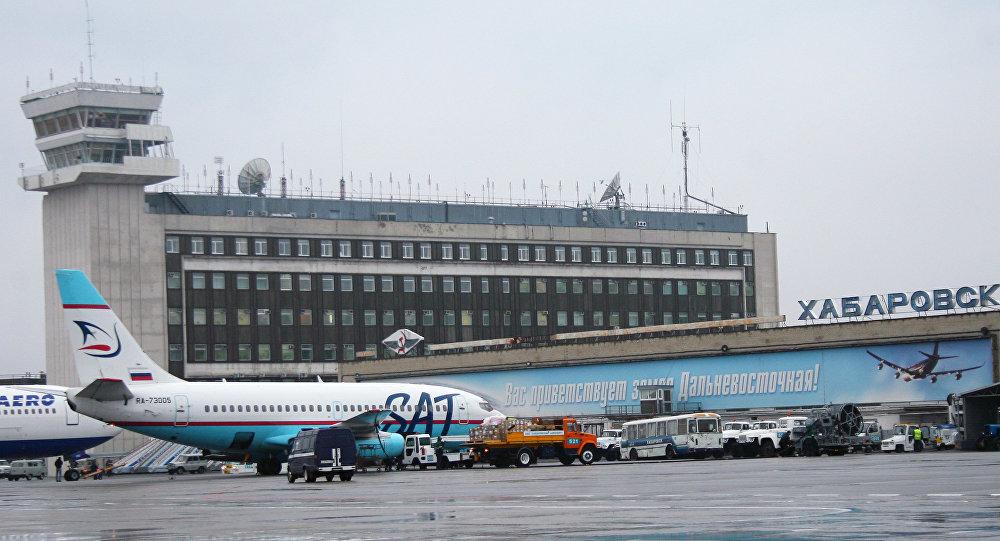 哈巴羅夫斯克機場