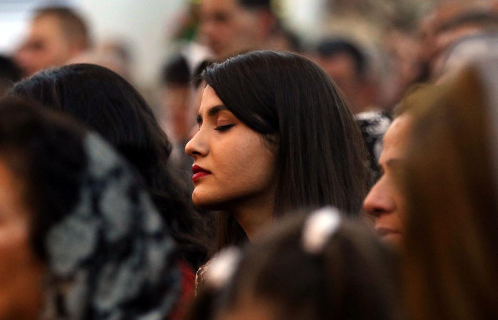伊拉克基督徒慶祝聖誕節