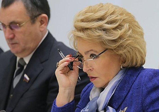 俄联邦委员会将邀请欧安组织议会大会和各国议会监督总统选举