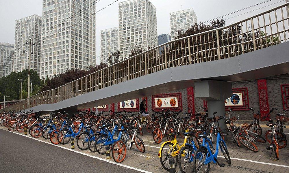 北京市政府2017年不得不叫停共享单车新增投放