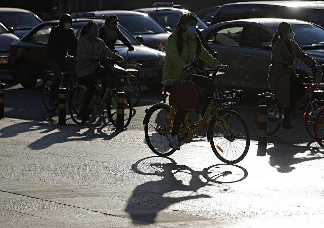 2017年中国共享单车减少拥堵时间 4亿小时 拉动就业39万人次