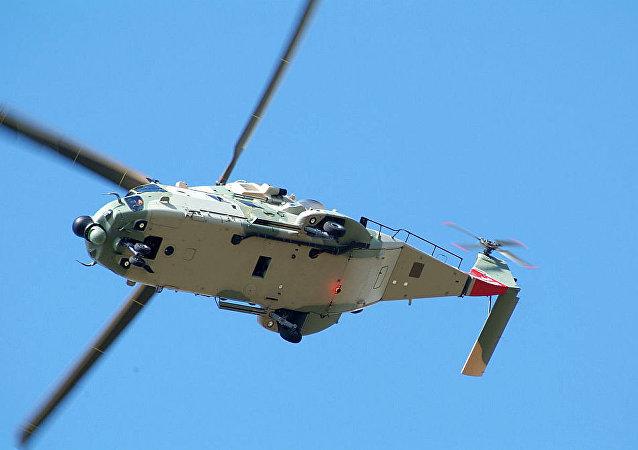 阿曼皇家空军的NHI NH90直升机