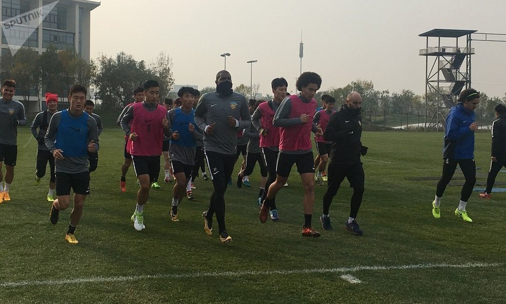 現中國「天津權健」足球隊大將、比利時國腳阿克塞爾·維特塞爾