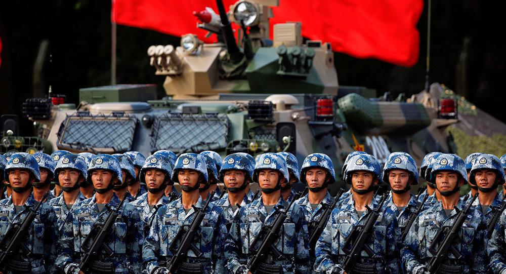 華媒:中國陸戰隊展開史上最大軍演 萬人千車四千里遠徵