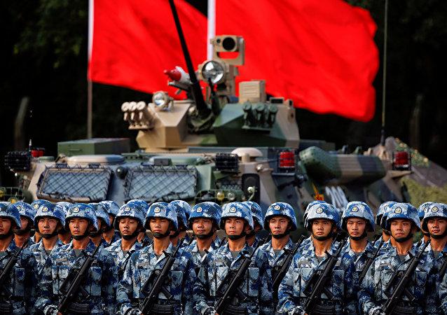 华媒:中国陆战队展开史上最大军演 万人千车四千里远征