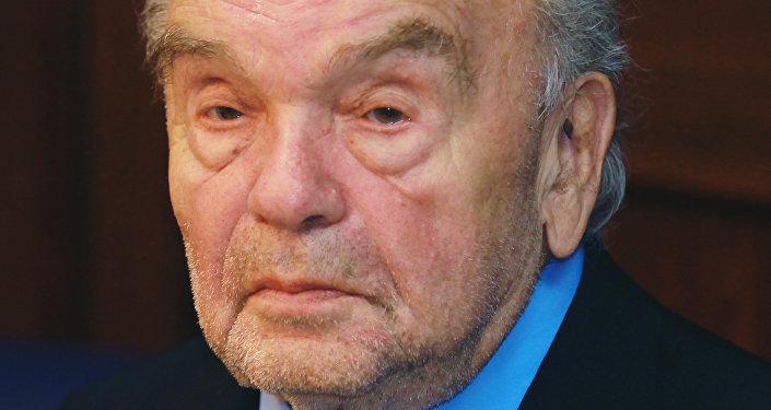 著名俄罗斯作曲家弗拉基米尔·沙因斯基逝世