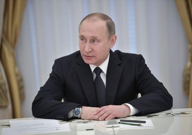 普京:请独联体各国领导人相信,我们将会继续完成巩固国家安全的任务
