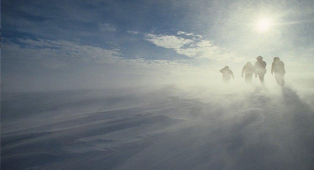 欧洲航天局:南极上空的臭氧空洞2017年秋关闭
