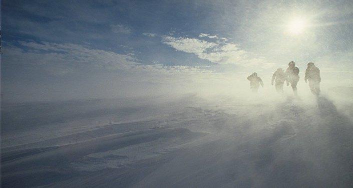 歐洲航天局:南極上空的臭氧空洞2017年秋關閉