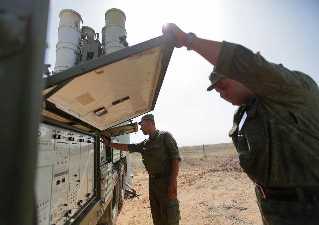 土国防部长:安卡拉已就购买4个营的S-400防空系统同俄完全达成协议