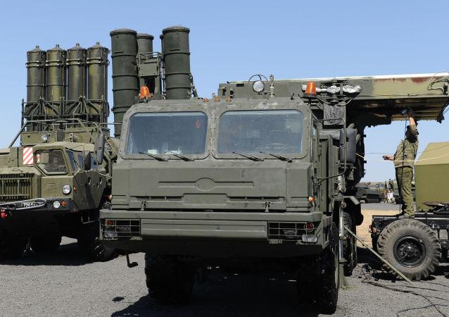 S-400「凱旋」防空導彈系統