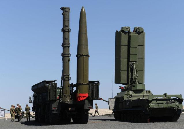 "S-400""凯旋""防空导弹系统"