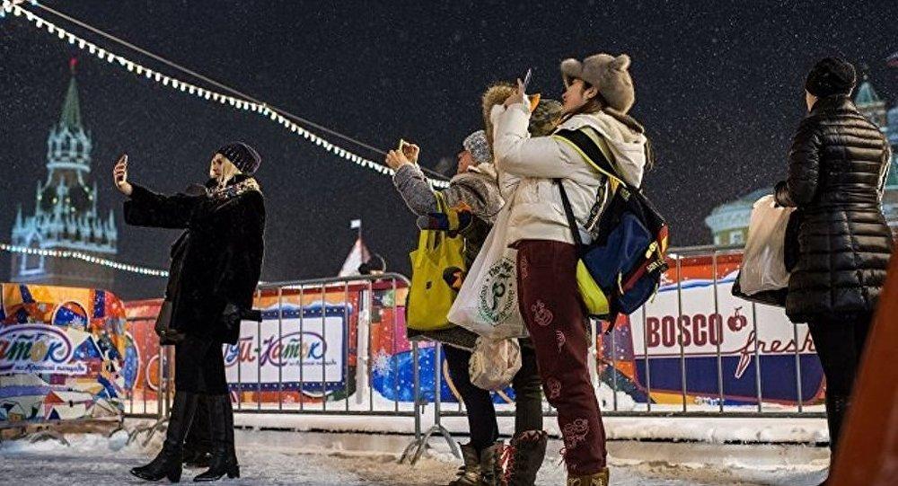 """新年期间俄罗斯著名""""金环""""旅游线路住宿价格陡增"""