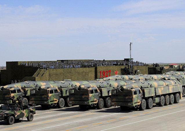 华媒:美国加强核优势,中国不可等闲视之