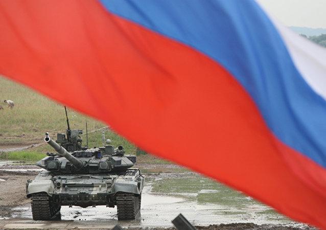 美国将军:俄罗斯至2025年可能挑战美国在欧洲的军事优势