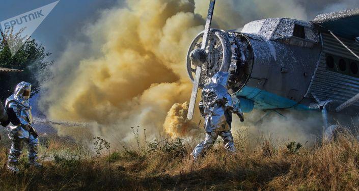俄紧急情况部:2017年俄空难次数较去年同期相比减少一半多