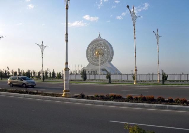 阿什哈巴德(土库曼首都)
