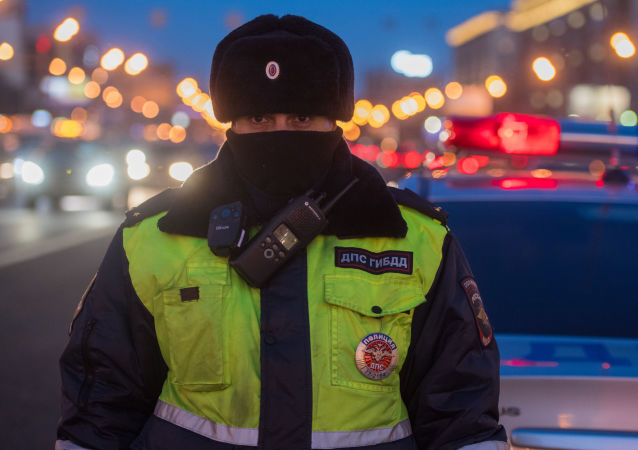 俄羅斯交通警察