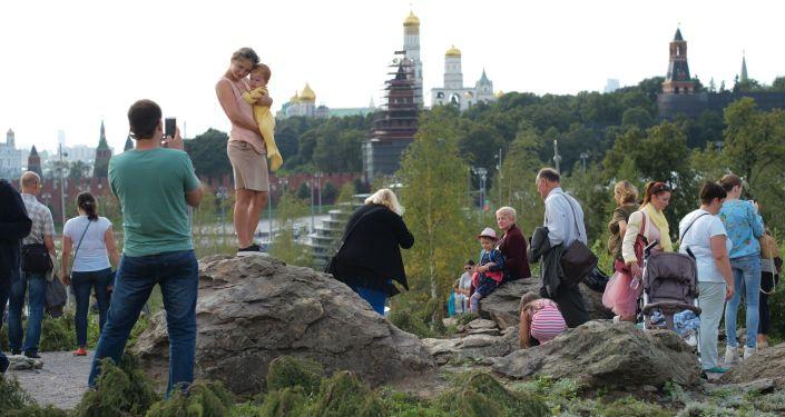 莫斯科扎里亚季耶公园