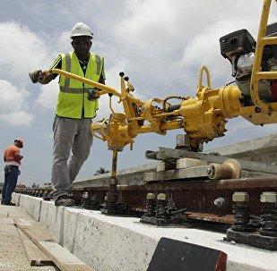 中國2017年在拉美和加勒比海域加強推行「鐵路外交」