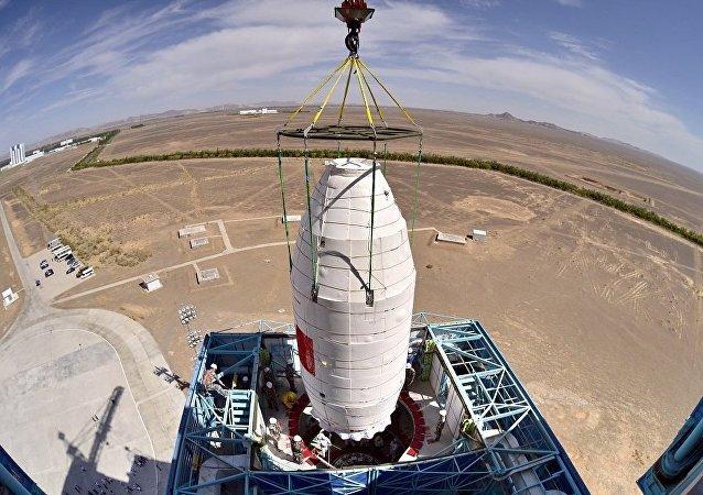 硬x射線調制望遠鏡