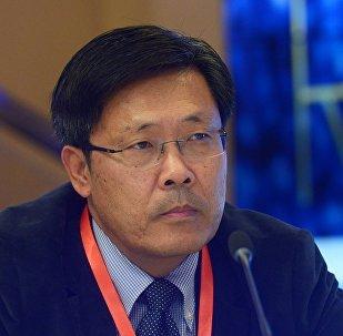 中国石油天然气集团公司俄罗斯代表处首席代表王生滋