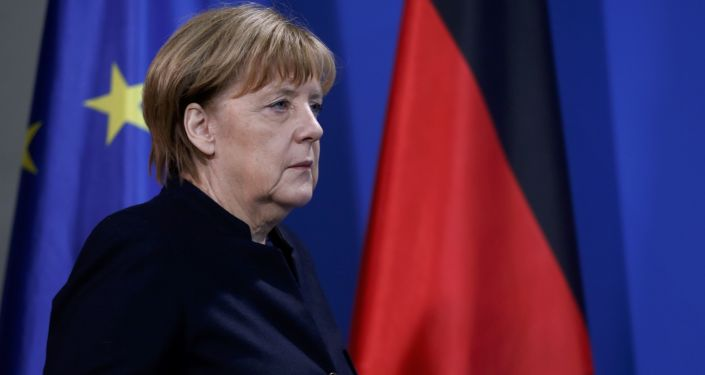 德國總統提名默克爾再度謀求連任