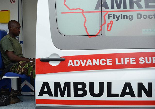 肯尼亞急救車