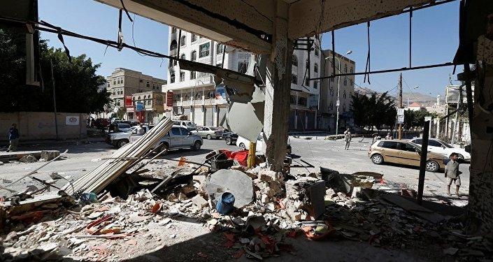 也门萨那(图片资料)