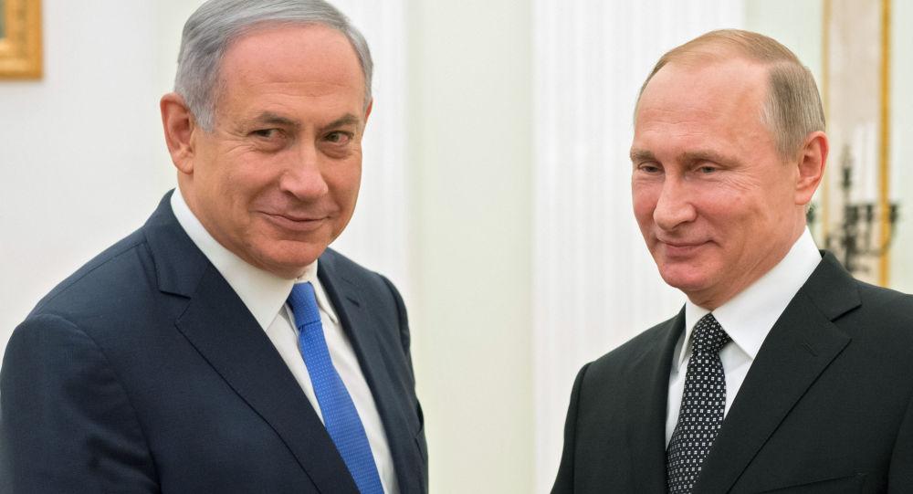 内塔尼亚胡称其珍视与普京的友谊