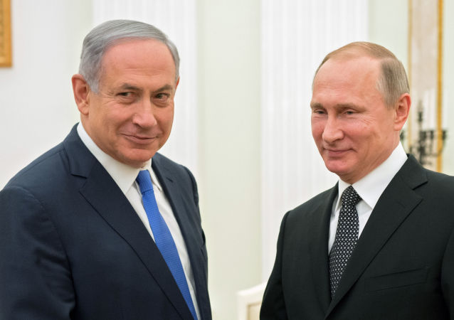 俄總統新聞秘書:普京與以色列總理就近期舉行會談